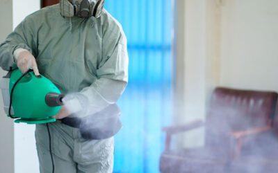 6 dicas de sanitização de ambientes para manter a indústria livre da COVID-19