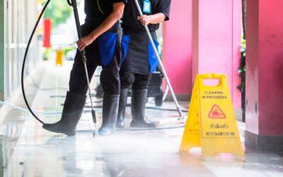 6 sinais que você precisa trocar a sua equipe de limpeza e conservação