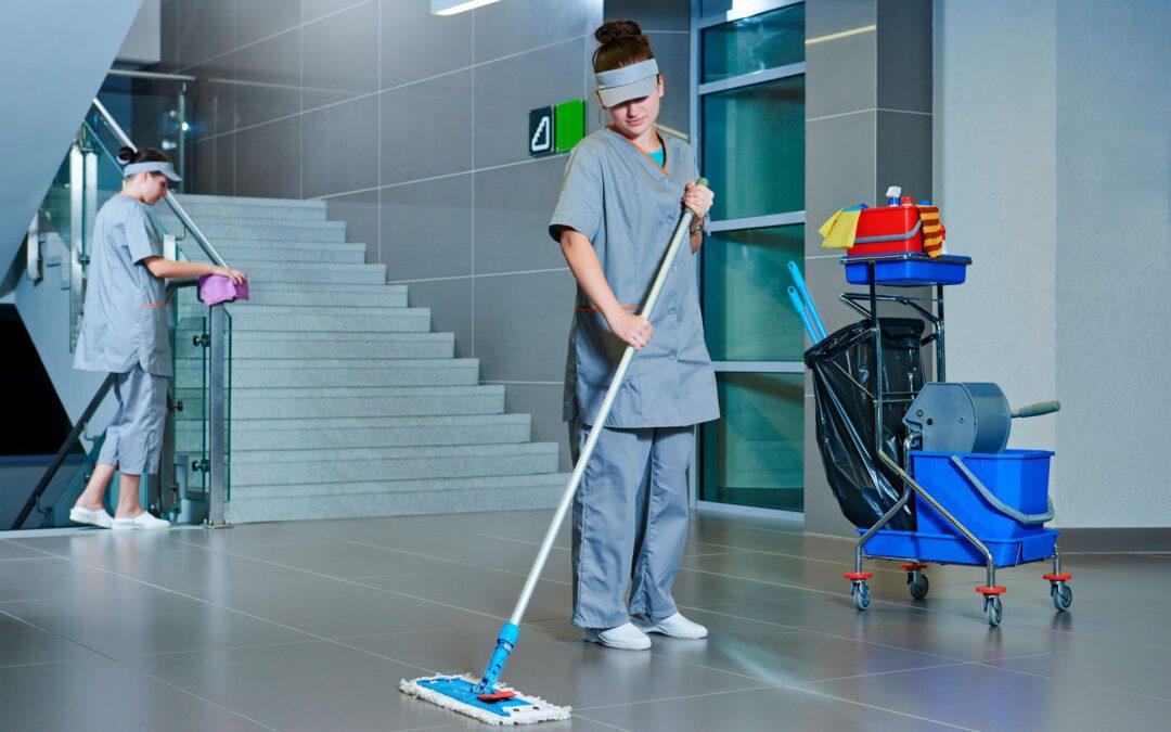 Serviço de limpeza: como otimizar a tarefa e contratar corretamente manutenção para indústrias
